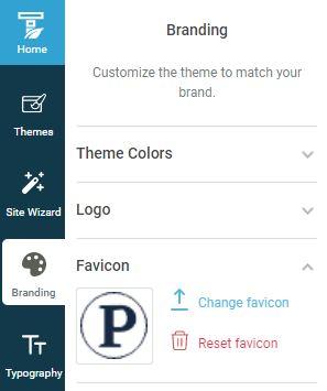 Favicon installeren met Thrive Themes deel 2